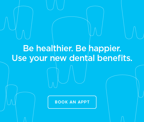 Be Heathier, Be Happier. Use your new dental benefits. - Desert Valley Dental Group and Orthodontics
